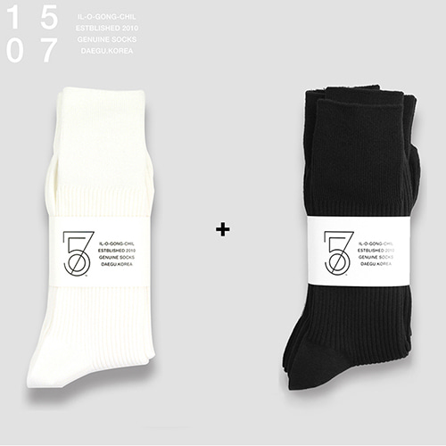 1507 CLASSIC TROUSERS SOCKS 6 PACK